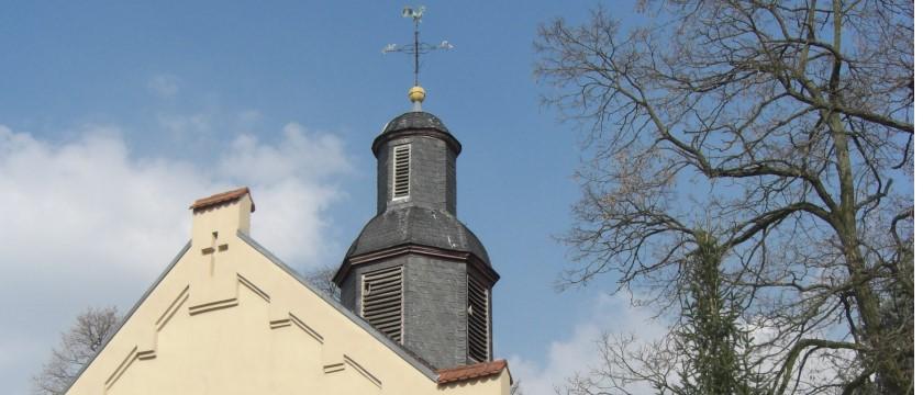 Außenansicht Kirche Oberissigheim